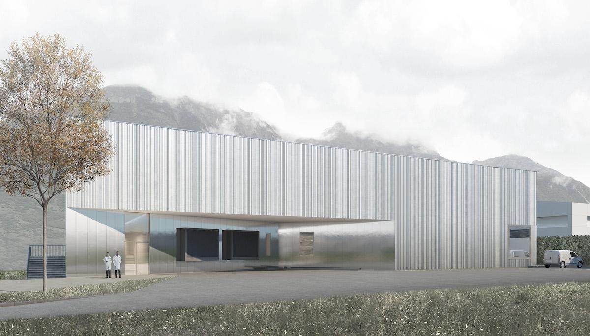 Centre de stérilisation des Hôpitaux du Valais et du Chablais