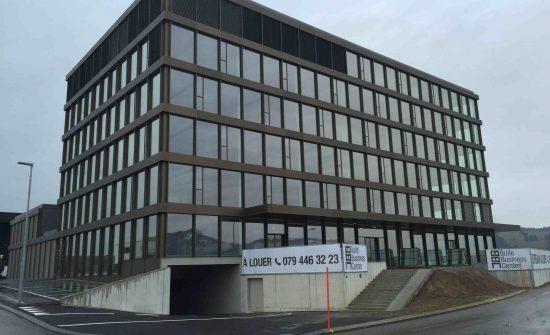 Bulle Business Center - La Pâla - Tooltec