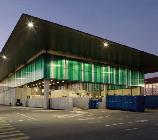 CIL Centre Intercommunal de Logistique