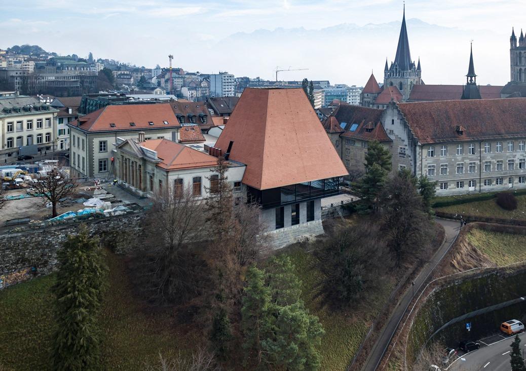 Le Parlement Vaudois